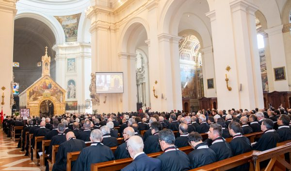 Order of Malta's pilgrimage to Assisi