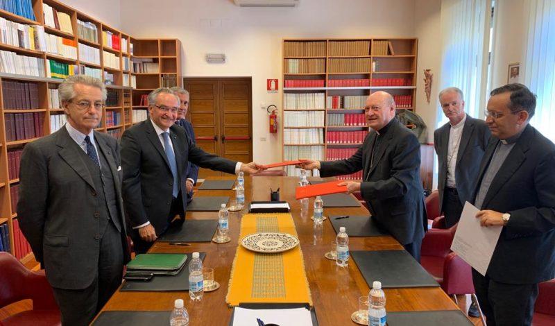 Ordine di Malta e Pontificio Consiglio per la Cultura della Santa Sede