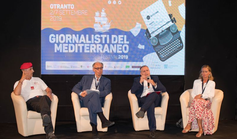 Mediterranean Festival of Journalists in Otranto