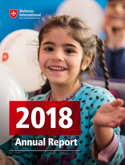 Malteser International - Annual Report 2018