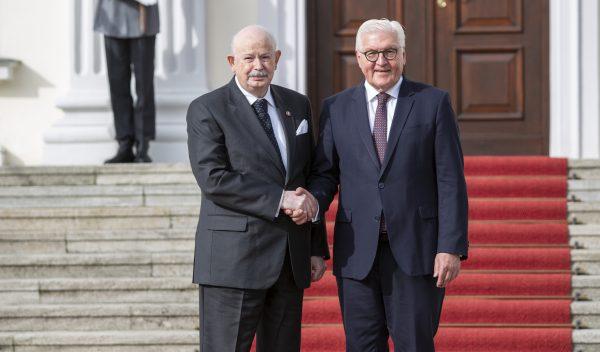 Grand Master's Visit Germany