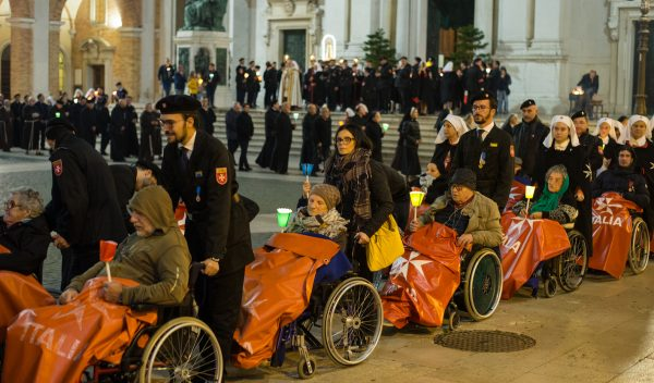 Order of Malta's annual pilgrimage to the Sanctuary of Our Lady of Loreto