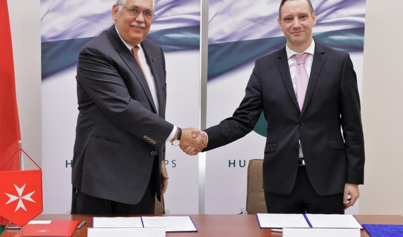 Order of Malta signs Memorandum of Understanding with Hungary