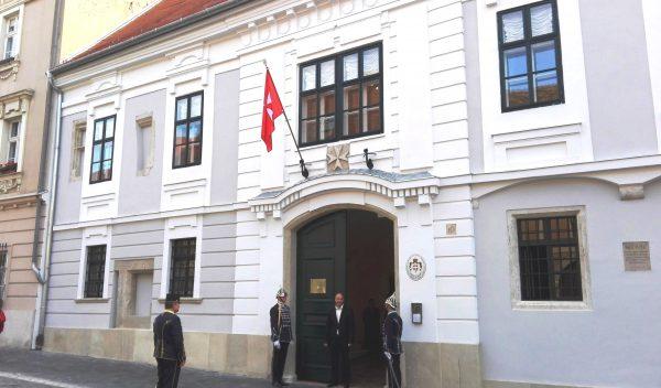 Associazione ungherese rinnova la sede
