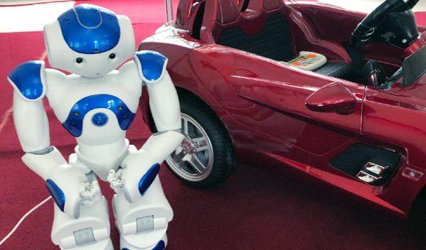 Robot per assistere anziani