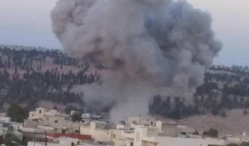 Bombardato ospedale chirurgico Kafr Nobl in Siria