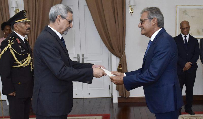 Ambassador of the Order of Malta to Cabo Verde
