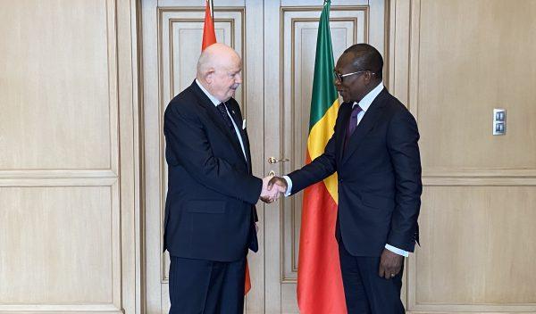Visita ufficiale nella Repubblica del Benin