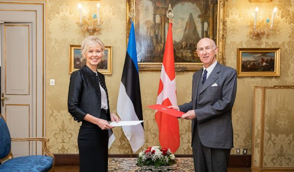 Estonia Ordine di Malta relazioni diplomatiche