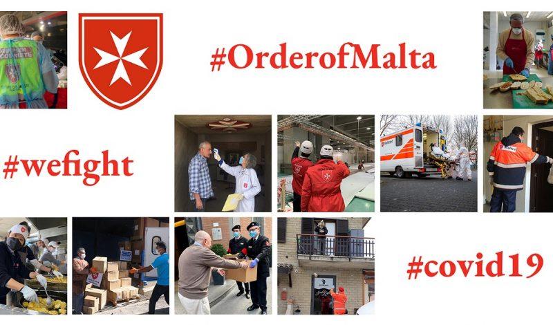 Order of Malta Covid-19