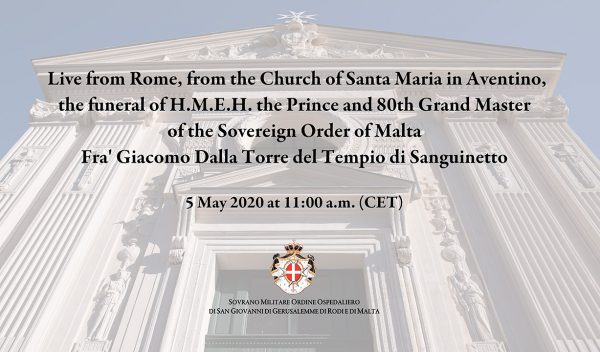 Live-Streamed Funeral of the Grand Master
