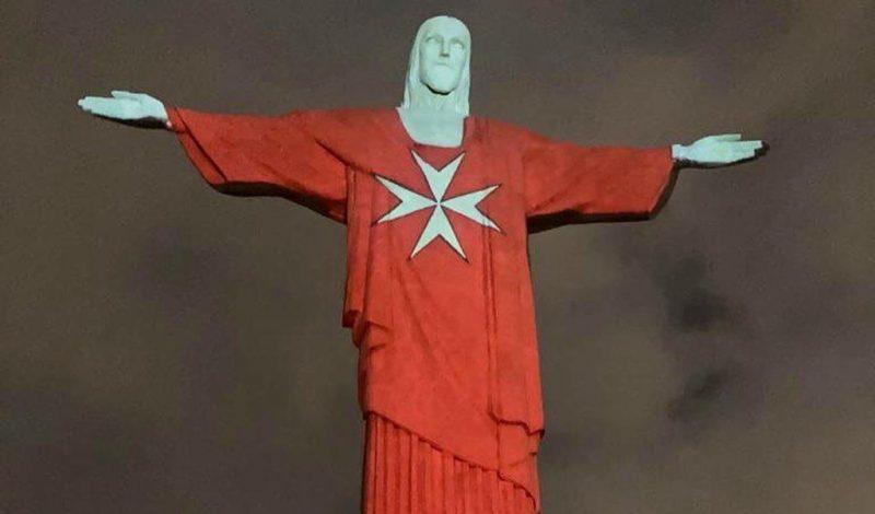 Cristo redentore  Ordine di Malta