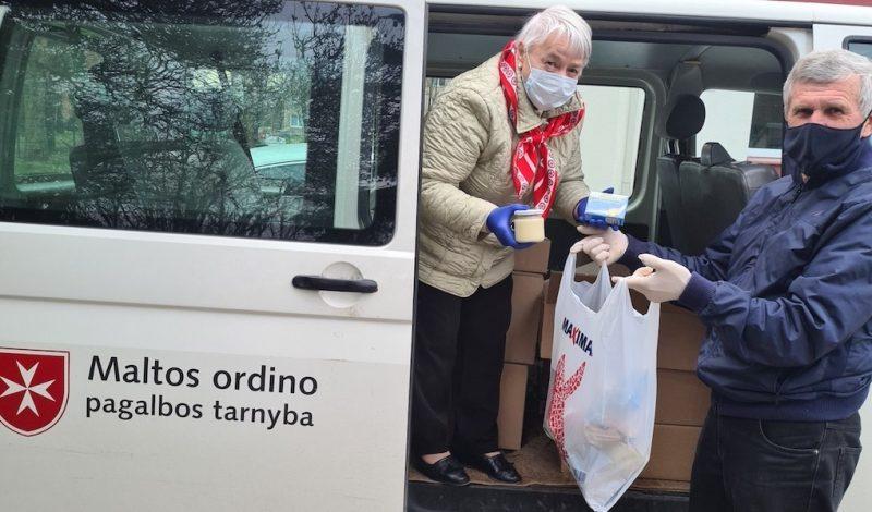 Maltesers' Soup elderly Lithuania