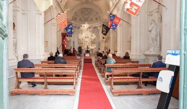 commemorazione defunti Messa Santa Maria in Aventino