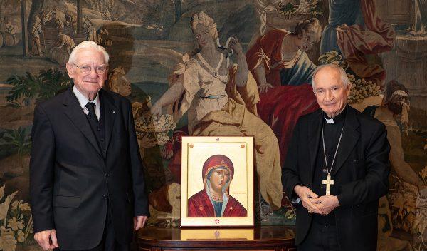 Arcivescovo Silvano Maria Tomasi