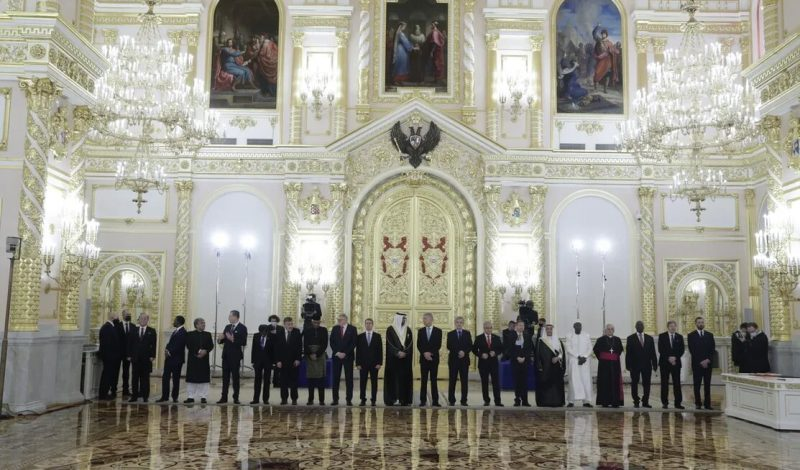 Order of Malta Representative Russian Federation