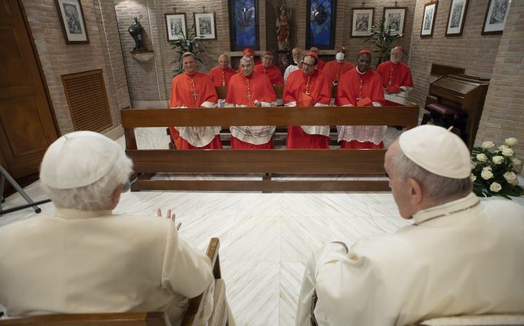 Silvano Maria Tomasi cardinale