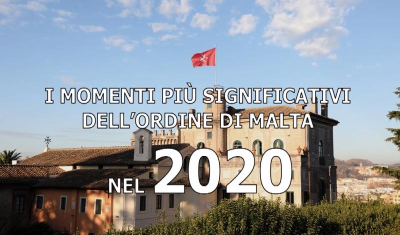Ordine di Malta 2020