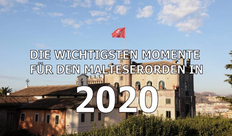 Malteserorden 2020