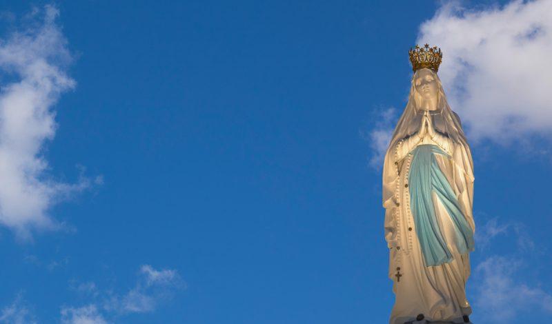 Pellegrinaggio virtuale Ordine di Malta Lourdes