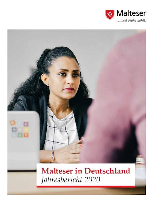 Malteser in Deutschland - Jahresbericht 2020