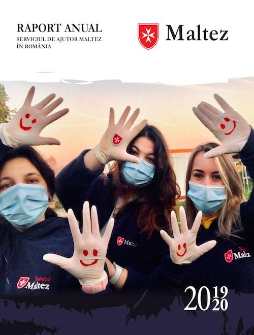 Maltez în România Raport Anual 2019/20
