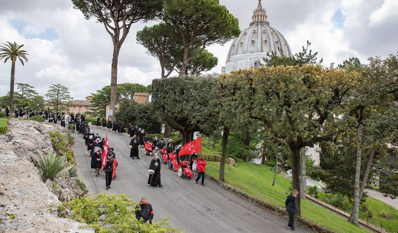 Santa Messa Madonna di Lourdes