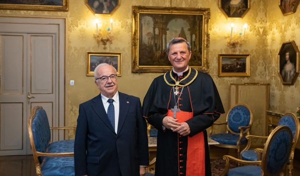 Cardinale Mario Grech