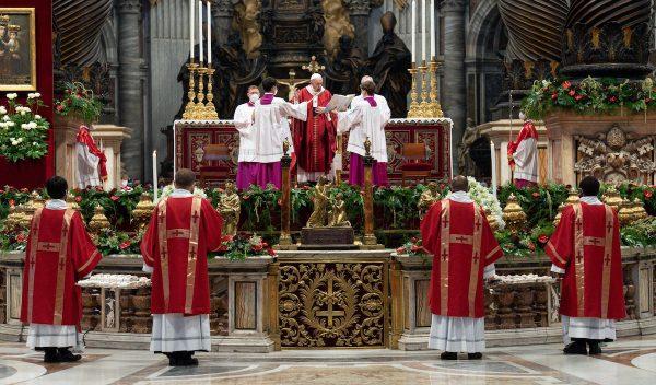 Messa San Pietro e Paolo