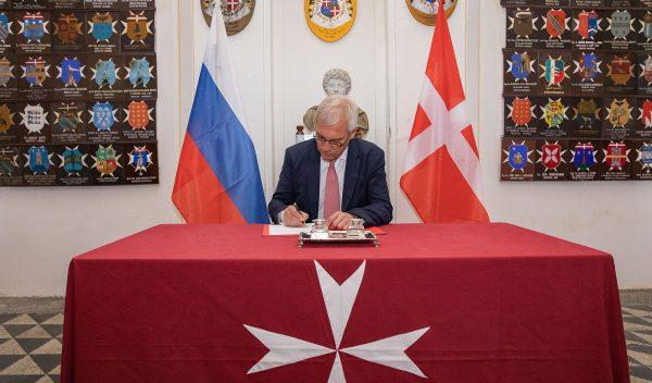Ministro esteri russia