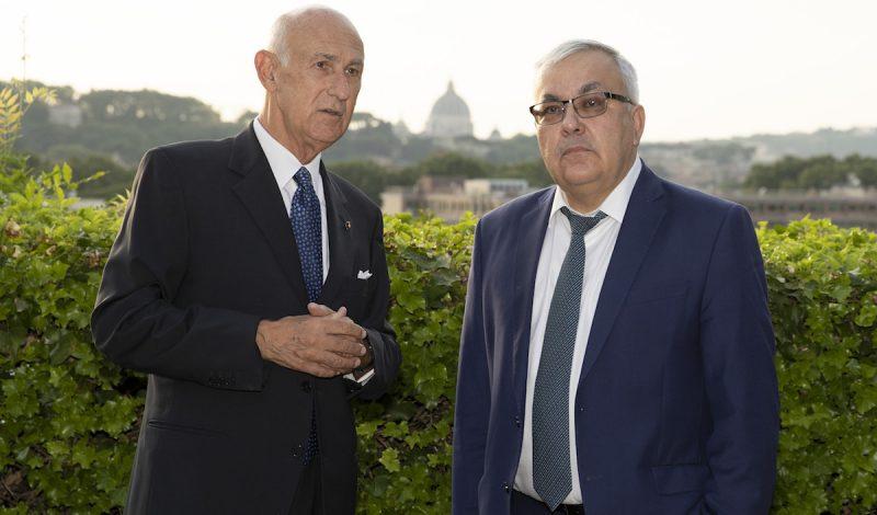 Viceministro Affari Esteri Russia Sergey Vershinin Ordine di Malta