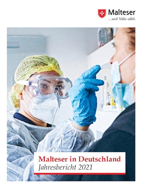 Malteser in Deutschland – Jahresbericht 2021