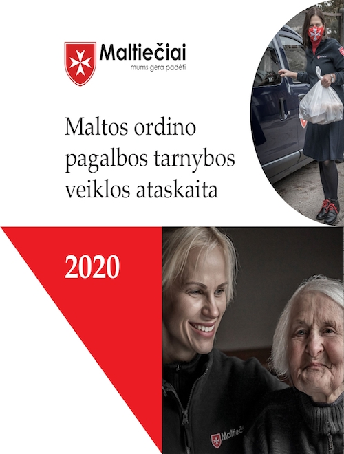 Order of Malta Lithuania Activity Report 2020