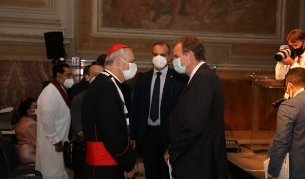 Ordine di Malta G20 Interfaith Dialogue Forum Bologna